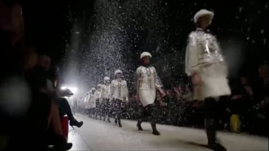 Burberry Prorsum Fall 2011 Runway London Fashion Week