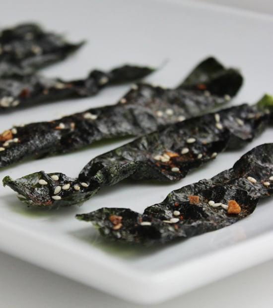 Paleo Seaweed Chips