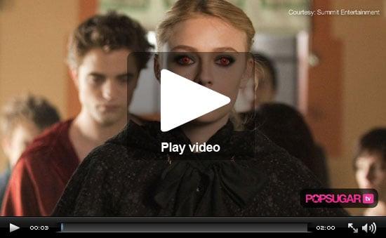 Volturi Vampires, Plus the Daytime Emmys and Evan Rachel Wood on True Blood!