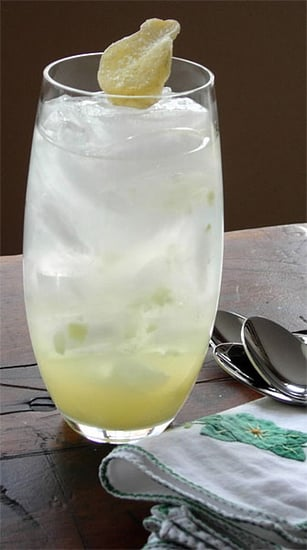 Happy Hour: Ginger and Tonic Mocktail