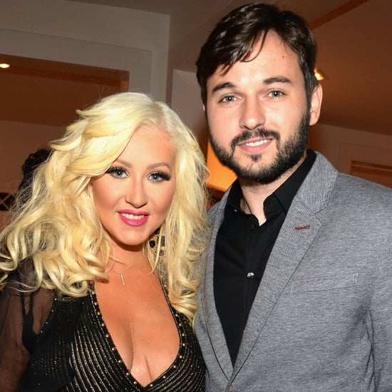 Christina Aguilera's New Year Instagram With Matthew Rutler