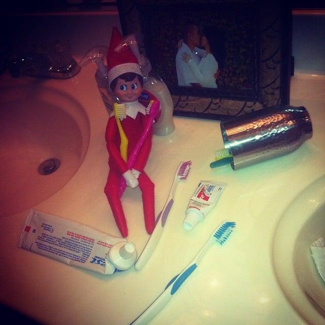 Brush Those Teeth