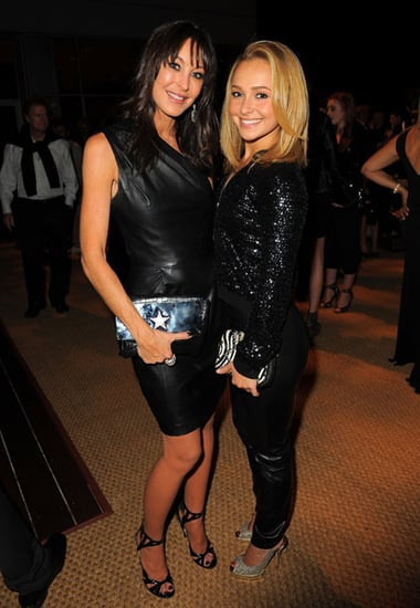 Celebrities Party in LA For Jimmy Choo For H&M Launch