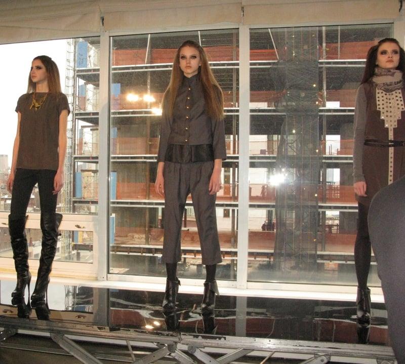 New York Fashion Week: Geren Ford Fall 2009