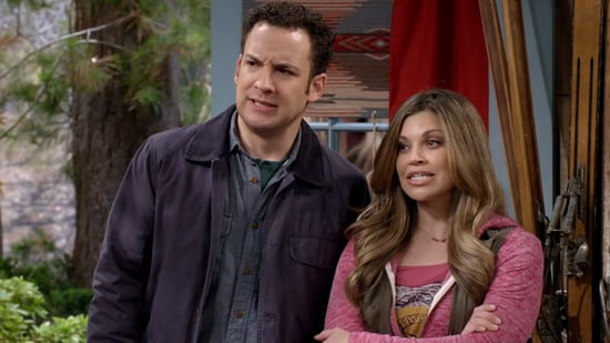 EXCLUSIVE: Cory and Topanga Return to the Infamous Ski Lodge in 'Girl Meets World' and We're Having Some Serious Déjà Vu!