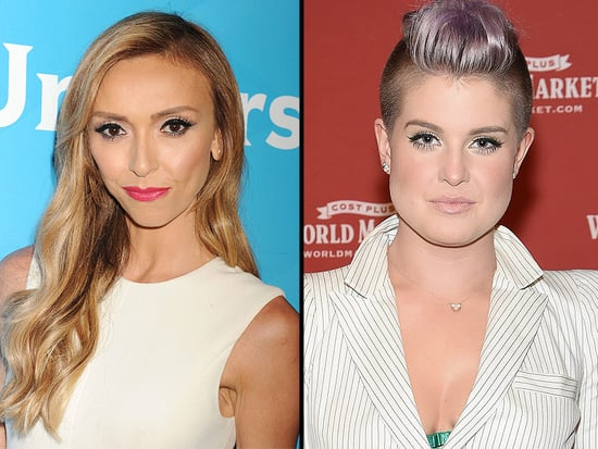 Kelly Osbourne Blasts 'Liar' Giuliana Rancic: 'I Don't Think She's a Good Person'