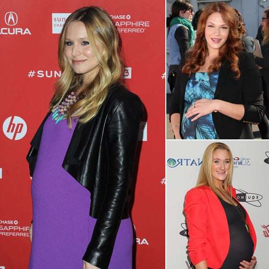 Happy Mother's Day: The New Celebrity Mamas of 2013!
