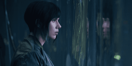 Scarlett Johansson's First 'Ghost In The Shell' Look Revealed -- But Fans Aren't Thrilled