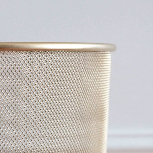 Chic Garbage Can