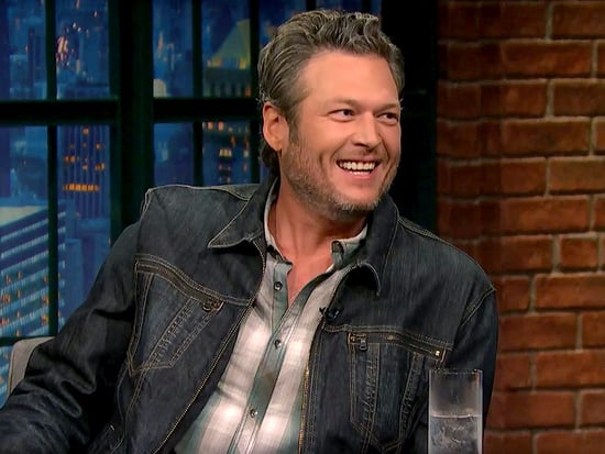 Blake Shelton Wonders Why Gwen Stefani Fell for Him: 'She Must Have Vision Problems,' Jokes the Singer