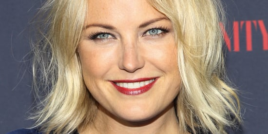 Malin Akerman Shaves Her Head Into A Miley Cyrus Cut