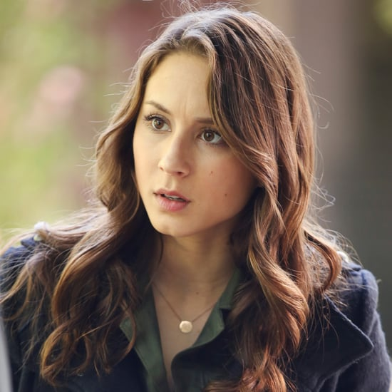 Is Spencer A.D. on Pretty Little Liars?