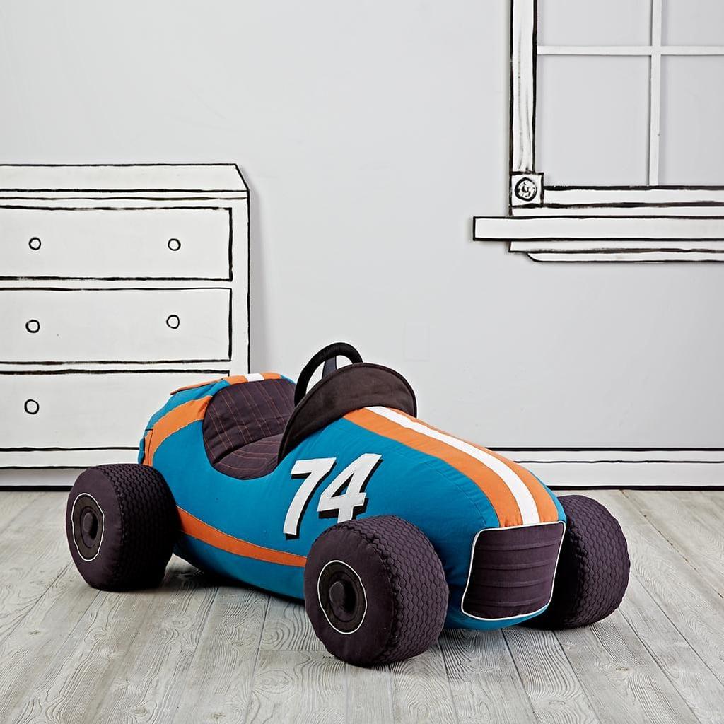 The Land of Nod Grandest Prix Plush Speedster