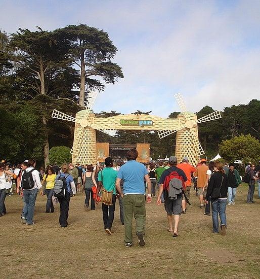 Surviving the 2008 Outside Lands Music Festival