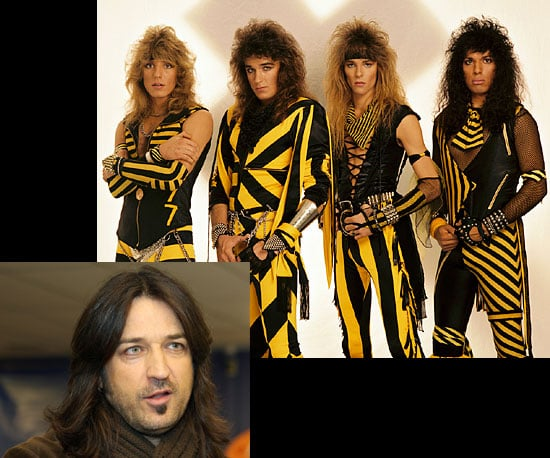 Michael Sweet of Stryper