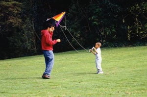 Weekend Well-Being:  Go Fly A Kite