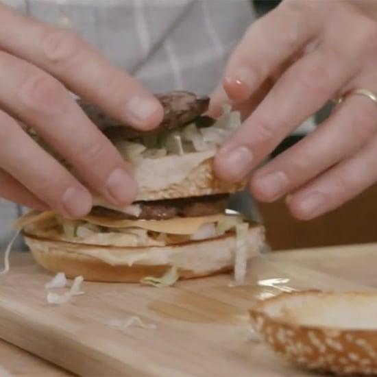 How to Make McDonald's Big Mac at Home