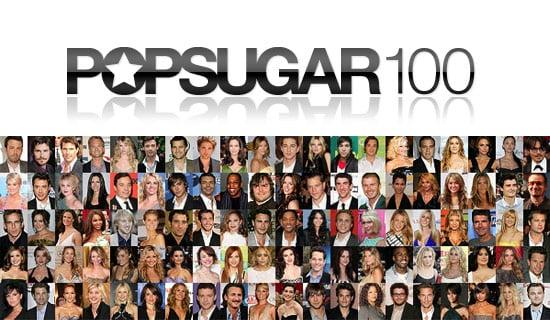 Announcing the 2009 PopSugar 100 —Robert Pattinson Scores Number 1 Spot!