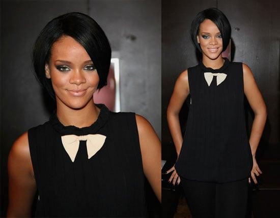 Rihanna-anna-anna All Tied Up In A Bow