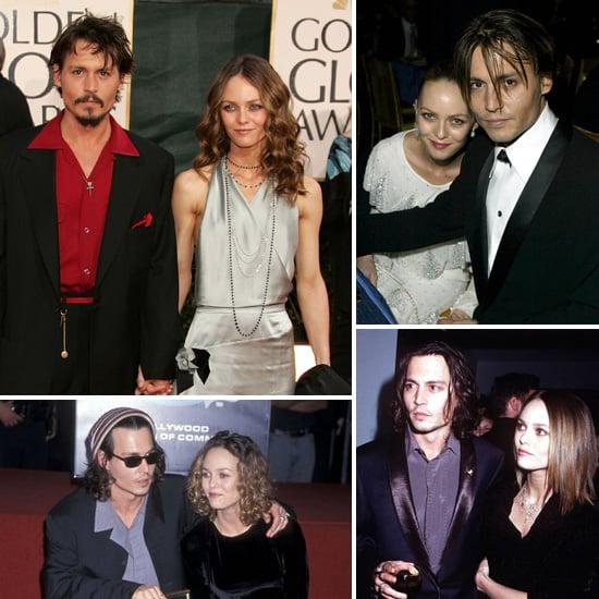 Johnny Depp and Vanessa Paradis —the Way They Were