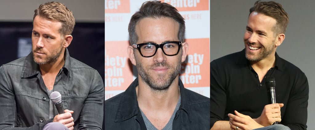 A Necessary Look at Ryan Reynolds' Many Handsome Appearances This Week