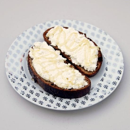 Ricotta Honey Toast Recipe