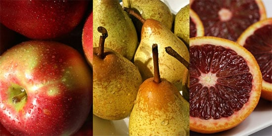 Calories in Winter Fruits
