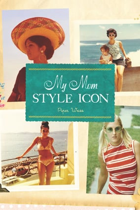 The perfect book to inspire great conversations — and a little photo recon with Mom. My Mom, Style Icon ($19)