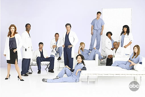 """Behind the Scenes with """"Grey's Anatomy"""""""