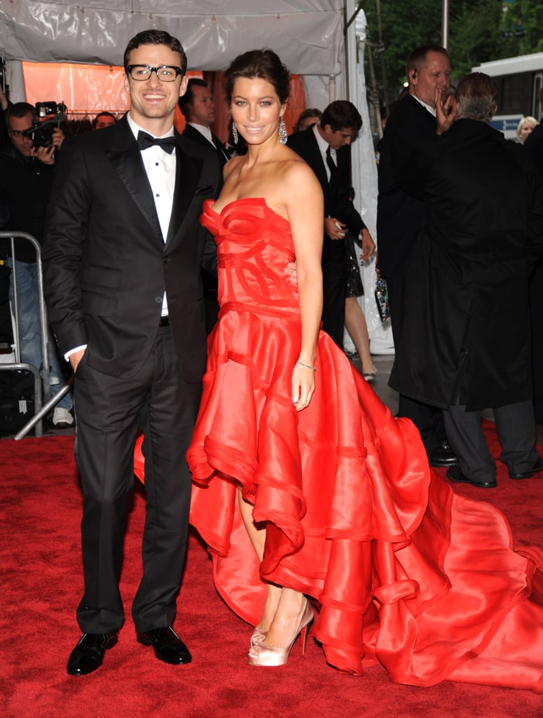 They were a stunning pair at the 2009 Met Ball.