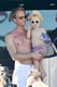 Neil Patrick Harris hung out shirtless with his son while vacationing in St.-Tropez in August.