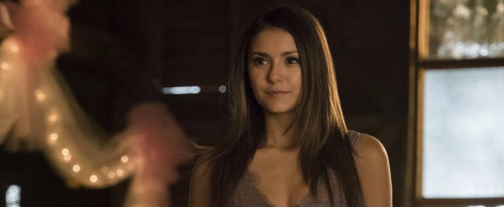 Elena's Vampire Diaries Evolution Will Always Be Epic and Badass