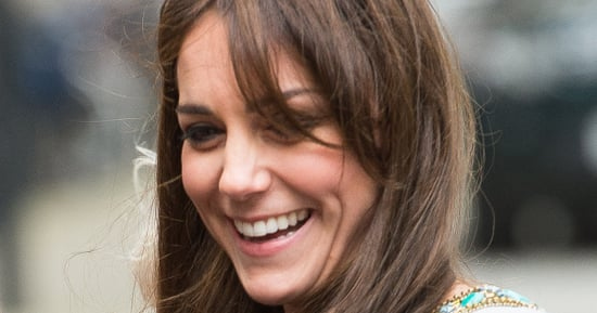The Duchess Of Cambridge Wows In A Head-To-Toe Repeat Outfit