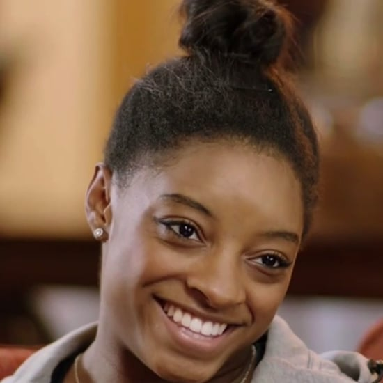 Simone Biles Talks About Her Crush on Zac Efron 2016 | Video