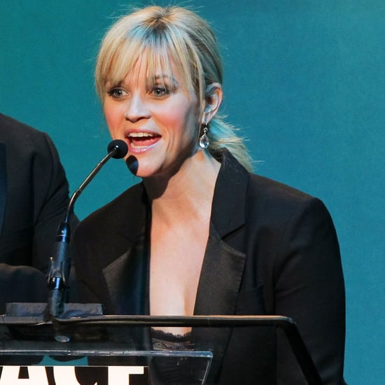 Reese Witherspoon Pictures at ACE Awards 2012
