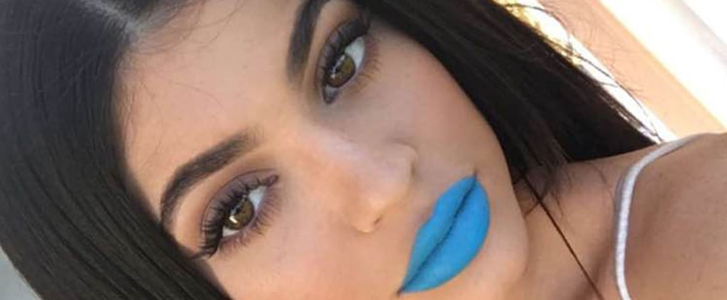 You Have 24 Hours to Snag Kylie's Sold-Out Blue Lip Kits For Free