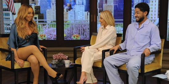 Mariah Carey Wore What She Thought Were Pajamas On 'Live With Kelly'