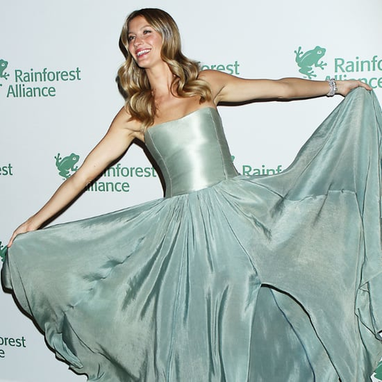 Gisele Bundchen at the Rainforest Gala in NYC