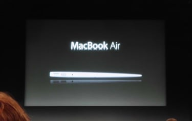 Two New MacBook Airs Introduced