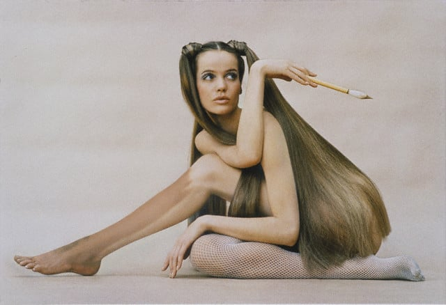 Model Muse: Veruschka
