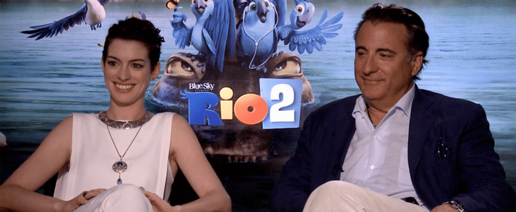 Does Anne Hathaway Think She'd Be Able to Survive in the Amazon?