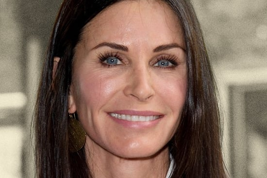Courteney Cox Just Got Real About Her Cosmetic Producure Regrets