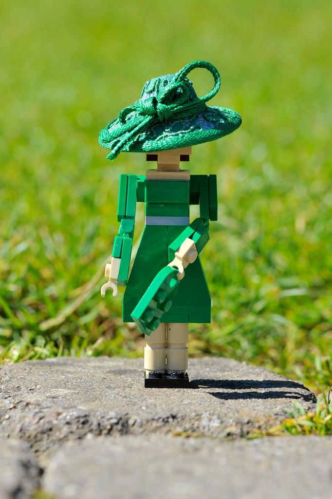 Lego Carole Middleton
