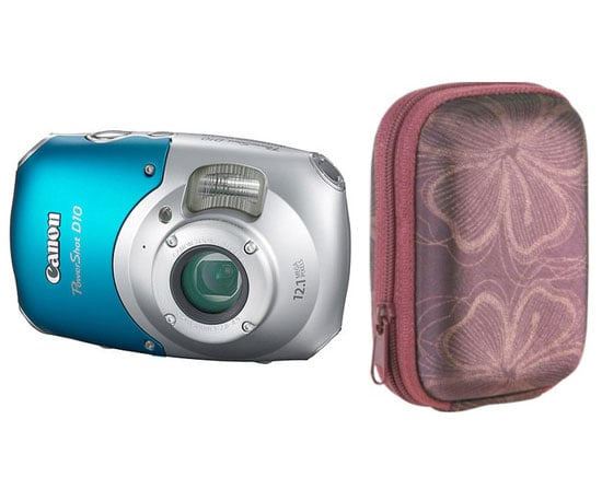 Canon PowerShot D10 and a Stylish Camera Case
