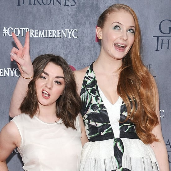 Sophie Turner and Maisie Williams Pictures