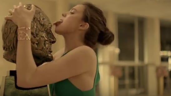 Spike Jonze May Have Made the Weirdest Perfume Ad Ever
