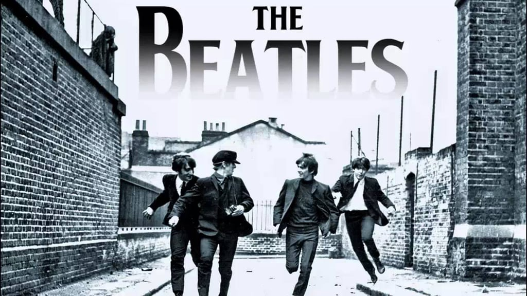 """""""Here, There, and Everywhere"""" by The Beatles"""