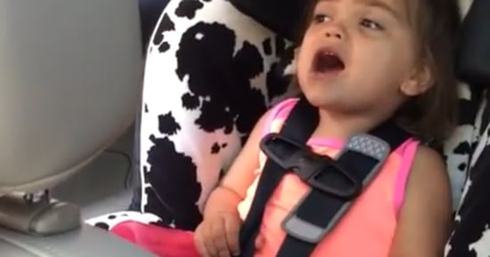 Adorable Girl Takes Singing Queen's 'Bohemian Rhapsody' Very, Very Seriously