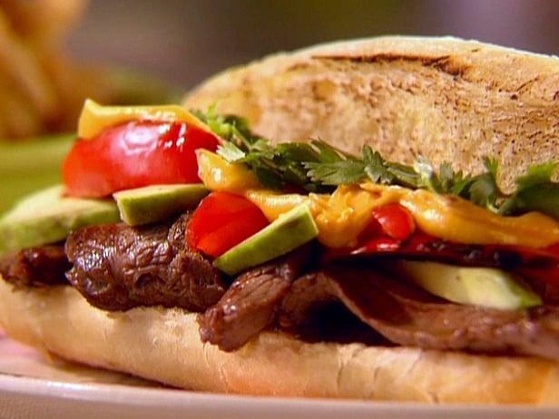 Slideshow of Sub Sandwich Recipes