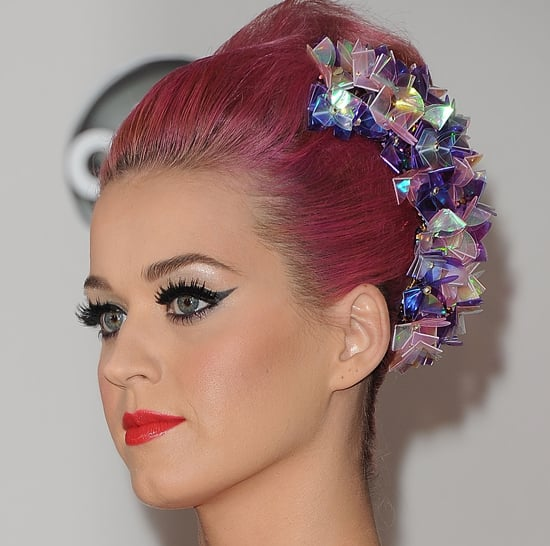 Katy Perry to Launch False Eyelashes With Eylure